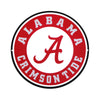 Alabama Crimson Tide Laser Cut Steel Logo Spirit Size-Primary Logo