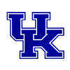 Kentucky Wildcats Laser Cut Steel Logo Spirit Size-Primary Logo