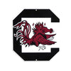 South Carolina Gamecocks Laser Cut Steel Logo Spirit Size-Primary Logo