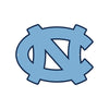 North Carolina Tar Heels Laser Cut Steel Logo Spirit Size-Primary Logo