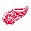 Detroit Red Wings STEEL 12 Inch NHL Logo Sign