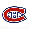 LARGE Montreal Canadiens STEEL Logo Sign