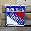 NHL New York Rangers Metal Logo