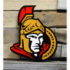 NHL Ottawa Senators Metal Logo