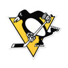 LARGE Pittsburgh Penguins STEEL Logo Sign