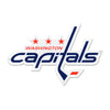 Washington Capitals STEEL 12 Inch NHL Logo Sign
