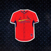 MLB St. Louis Cardinals Metal Super Magnet-BP Jersey