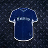 MLB Seattle Mariners Metal Super Magnet-Jersey