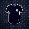 MLB New York Yankees Metal Super Magnet-Jersey