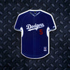 MLB Los Angeles Dodgers Metal Super Magnet-Jersey