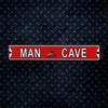 MLB St. Louis Cardinals Metal Super Magnet- Man Cave