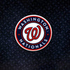 MLB Washington Nationals Metal Super Magnet