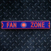 MLB Chicago Cubs Metal Super Magnet- Fan Zone