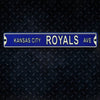MLB Kansas City Royals Metal Super Magnet- Avenue
