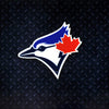 MLB Toronto Blue Jays Metal Super Magnet