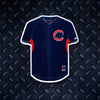 MLB Chicago Cubs Metal Super Magnet-BP Jersey