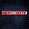 MLB St. Louis Cardinals Metal Super Magnet- Baseball Heaven
