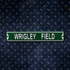 MLB Chicago Cubs Metal Super Magnet- Wrigley Field