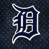 MLB Detroit Tigers Metal Super Magnet-2016 Stylized D