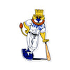 Kansas City Royals Laser Cut Logo Steel Magnet-Sluggerrr