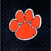 NCAA Clemson Tigers Metal Super Magnet