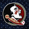 NCAA Florida State Seminoles Metal Super Magnet