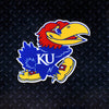 NCAA Kansas Jayhawks Metal Super Magnet