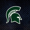 NCAA Michigan State Spartans Metal Super Magnet