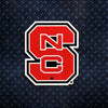 NCAA North Carolina State Metal Super Magnet