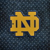 NCAA Notre Dame Fighting Irish Metal Super Magnet-ND