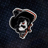 NCAA Oklahoma State Cowboys Metal Super Magnet-Shadow Pete
