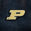 NCAA Purdue Boilermakers Metal Super Magnet- P