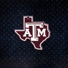 NCAA Texas A&M Aggies Metal Super Magnet- Lonestar