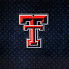 NCAA Texas Tech Red Raiders Metal Super Magnet-Double T