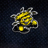 NCAA Wichita State Shockers Metal Super Magnet