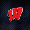 NCAA Wisconsin Badgers Metal Super Magnet- W