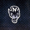 NCAA Nevada Wolfpack Metal Super Magnet-Wolfie