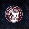 NCAA Texas A&M Aggies Metal Super Magnet- 12th Man