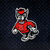 NCAA North Carolina State Metal Super Magnet-Strutting Wolf
