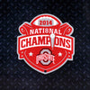 NCAA Ohio State Buckeyes Metal Super Magnet-2014 Champs