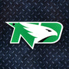 NCAA North Dakota Fighting Hawks Metal Super Magnet