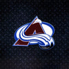 NHL Colorado Avalanches Metal Super Magnet