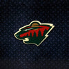 NHL Minnesota Wild Metal Super Magnet