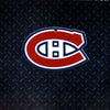 NHL Montreal Canadiens Metal Super Magnet