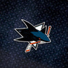 NHL San Jose Sharks Metal Super Magnet