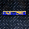 NHL St. Louis  Blues Metal Super Magnet-Fan Zone