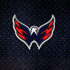 NHL Washington Capitals Metal Super Magnet-Wings