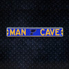 NHL St. Louis Blues Metal Super Magnet-Man Cave