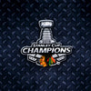 NHL Chicago Blackhawks Metal Super Magnet-2015 Champs