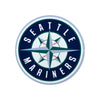 Seattle Mariners STEEL 12 Inch MLB Logo Sign